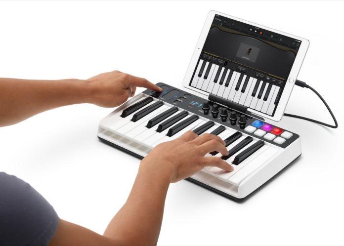 iRig Keys I/O 25, la tastiera MIDI è in vendita su Apple Store