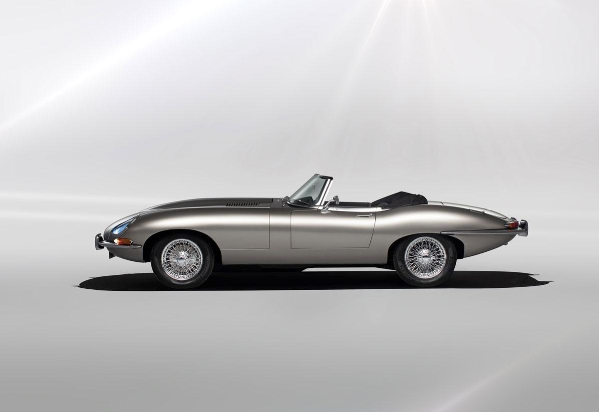 Schema Elettrico Jaguar Type : Jaguar realizzerà la e type elettrica a zero emissioni
