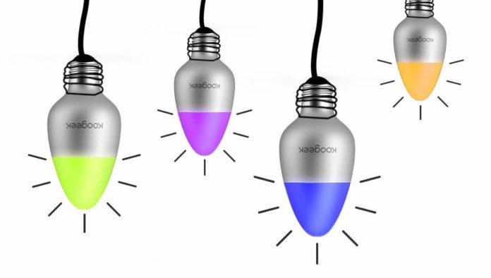 Casa Smart con le offerte di Koogeek: accessori a partire da 12,99 euro