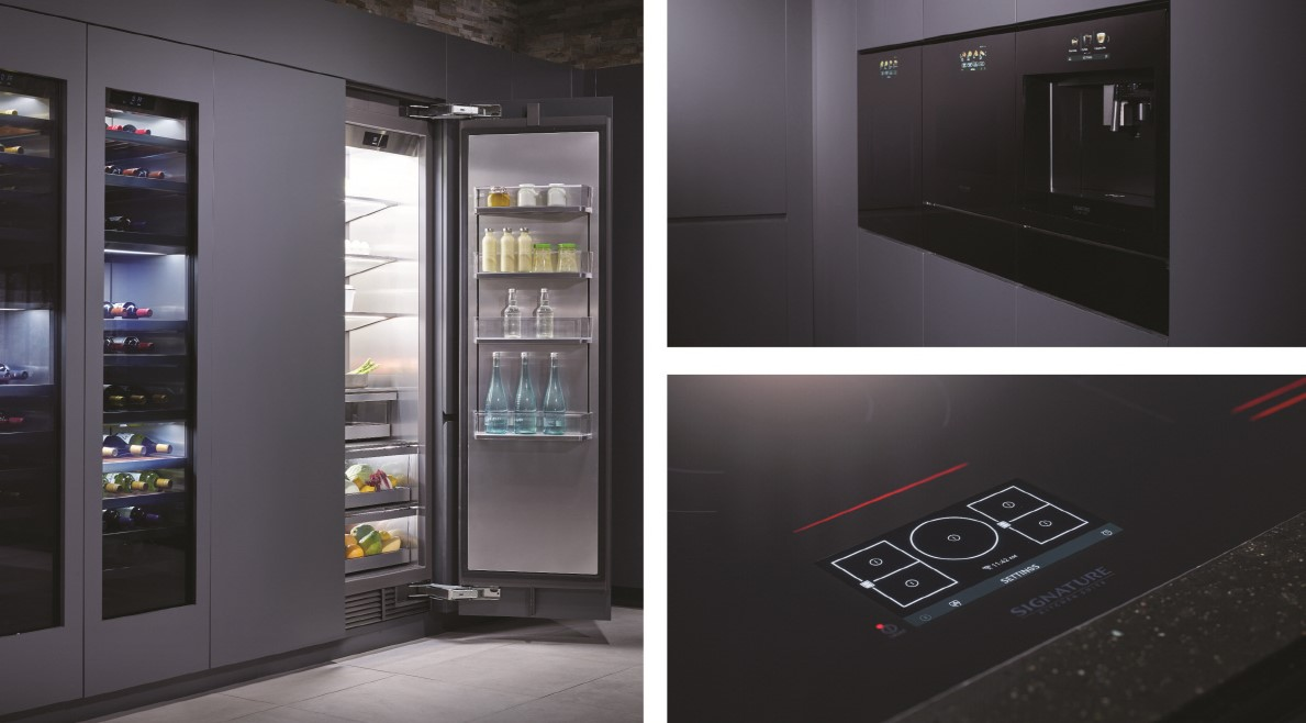 Ad IFA 2018 LG porta in Europa La Signature Kitchen Suite