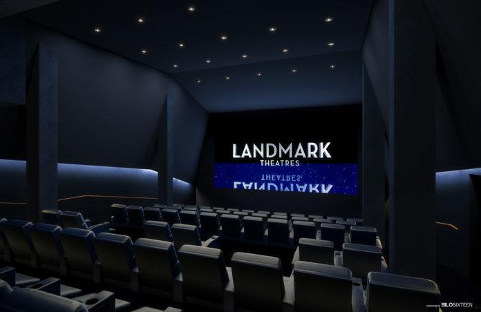 Amazon vuole di più, vuole comprare la catena di cinema Landmark Theaters