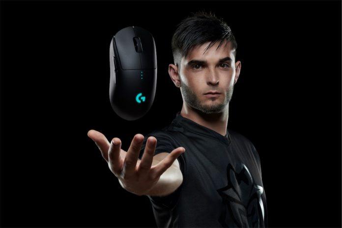 Logitech G Pro, il mouse con super sensore costruito per giocatori pro