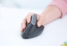 Logitech MX Vertical, il mouse che azzera i dolori di polso e avambraccio