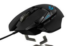 Logitech G502 a IFA 2018, il mouse gaming ora con sensore HERO 16k