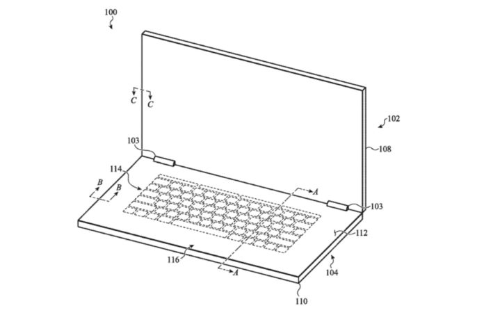 Brevetto MacBook touch, Apple vuole rivoluzionare la tastiera dei portatili