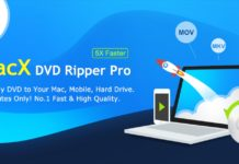 MacX DVD Ripper Pro Gratis: copia qualsiasi DVD in MP4/HEVC per iPhone e iPad