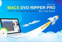 MacX DVD Ripper Pro Gratis: copia qualsiasi DVD in MP4/HEVC per iPhone e iPad