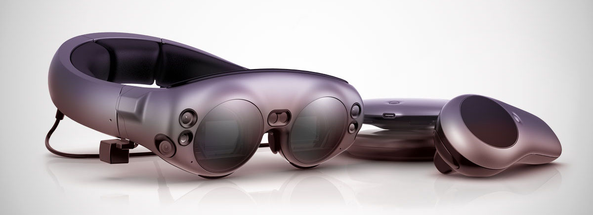 Magic Leap One, il visore di Realtà Mista costa quanto un MacBook Pro