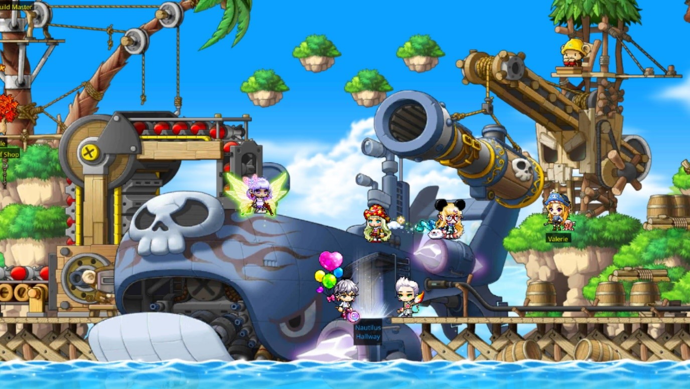 how to download maplestory on linux