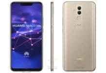 Anche Huawei Mate 20 Lite sceglie il notch stile iPhone X