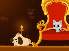 Doge and the Lost Kitten, un classico platoform 2D gratis su iOS