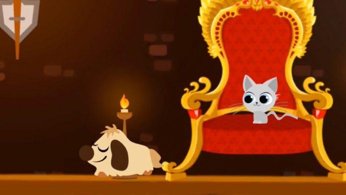 Doge and the Lost Kitten, un classico platoform 2D gratis su iOS