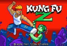 Kung Fu Z, il beat em up vecchia scuola gratis su iOS
