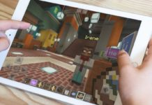 Minecraft Education Edition su iPad a settembre