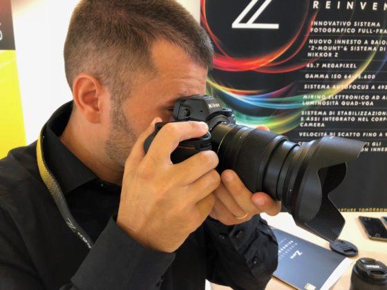 Prime impressioni sulle nuove mirrorless Z6 e Z7 di Nikon