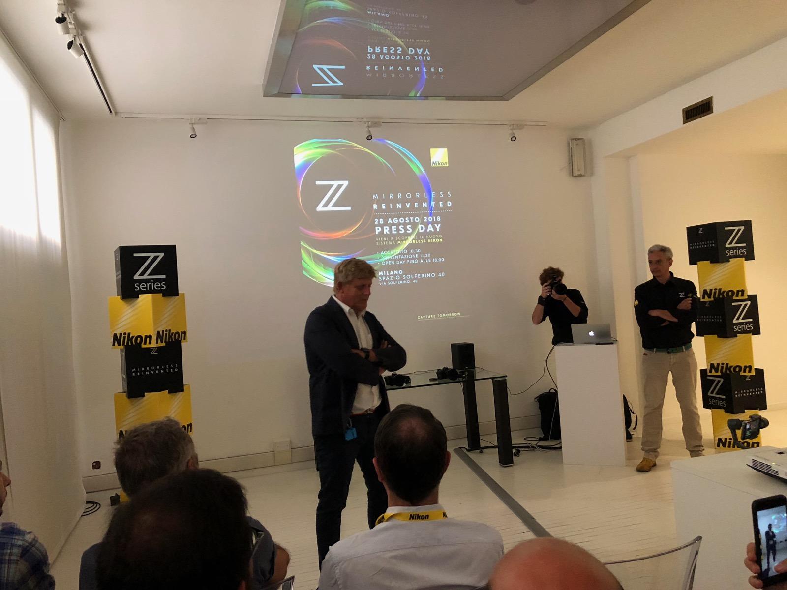 Prime impressioni sulle nuove mirrorless Nikon Z6 e Z7