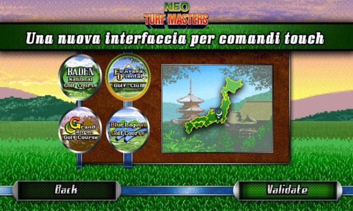 Neo Turf Masters, il leggendario gioco di golf arcade in salsa iOS
