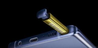 I segreti cella S-Pen di Galaxy Note 9