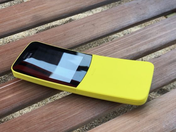 Nokia 8110, il ritorno della banana. La recensione di Macity