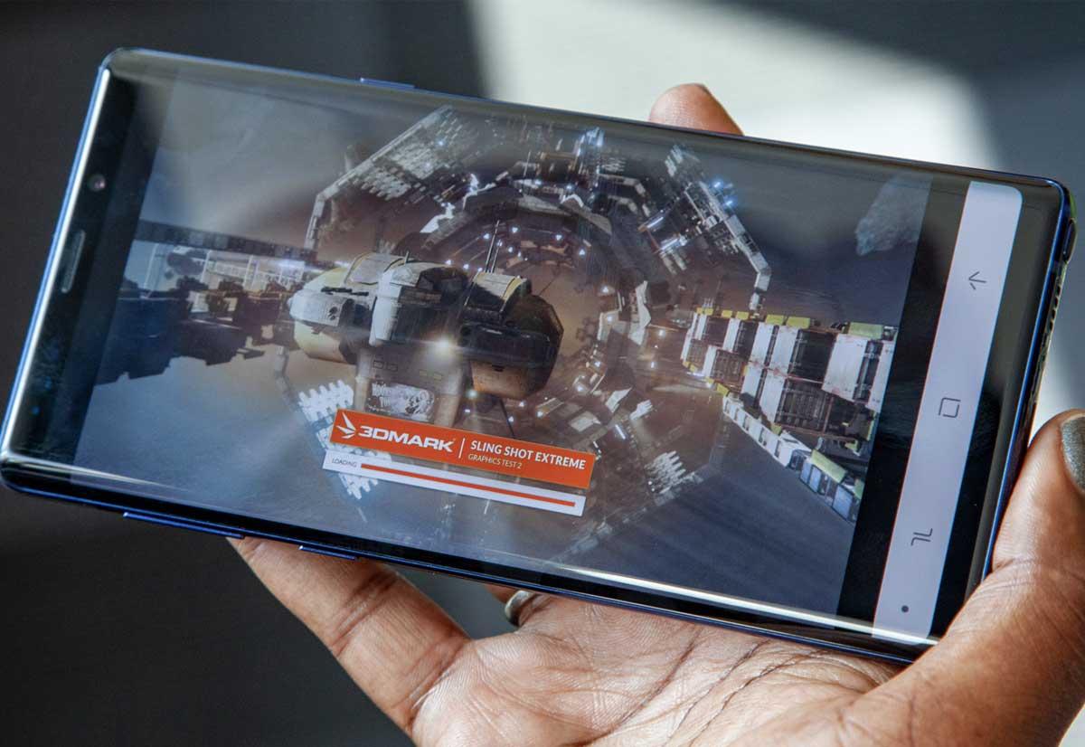 iPhone X batte il nuovo Galaxy Note 9 nei benchmark