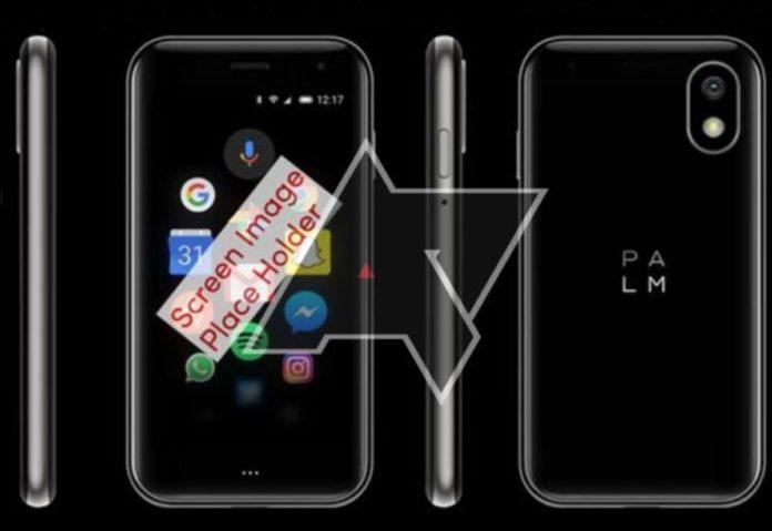 Palm Pepito, il terminale redivivo sarà uno degli Android più piccoli al mondo