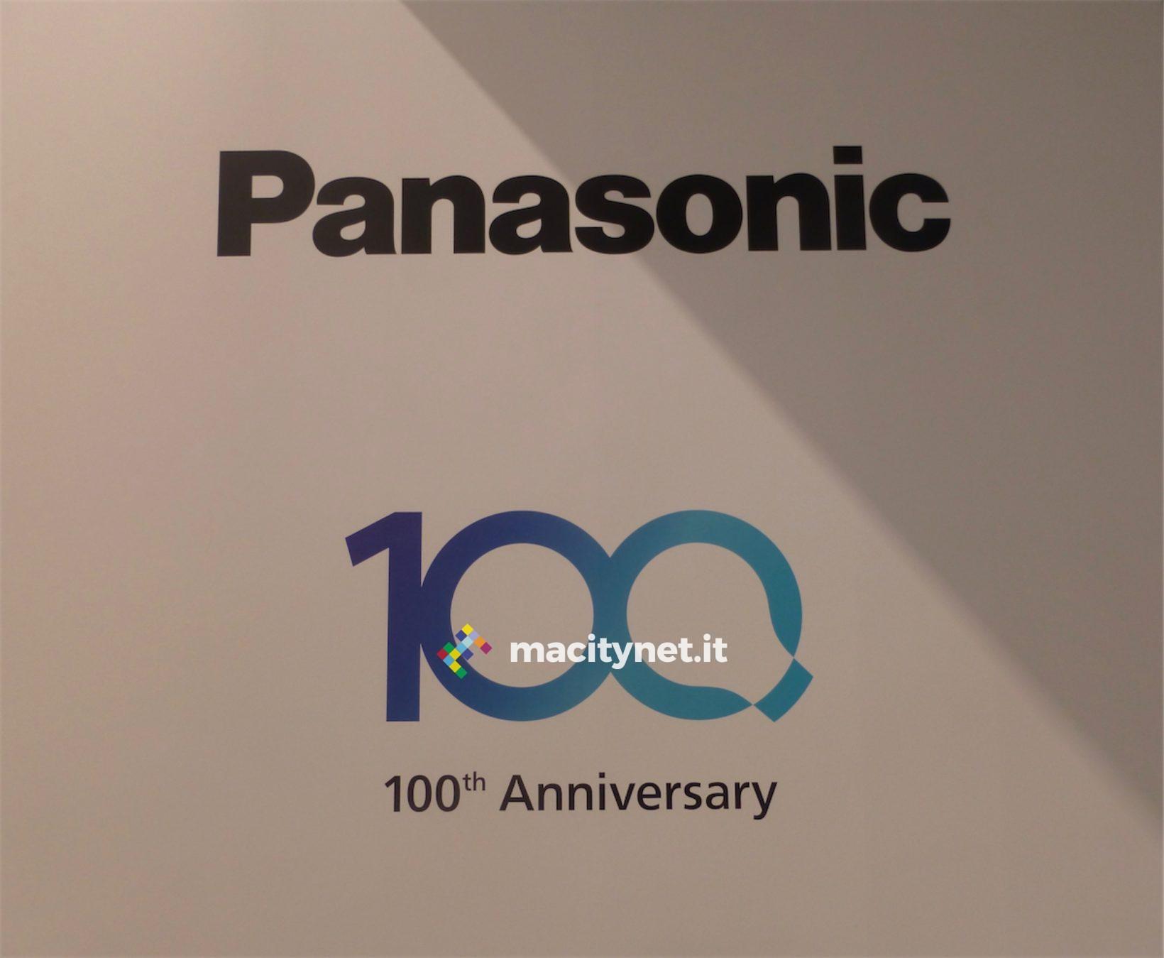 panasonic ifa18 100anni