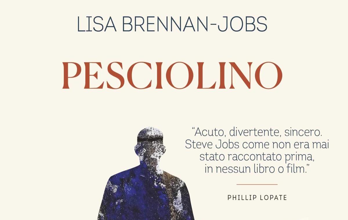 Steve Jobs Pesciolino, l'autobiografia della figlia Lisa si prenota su Amazon
