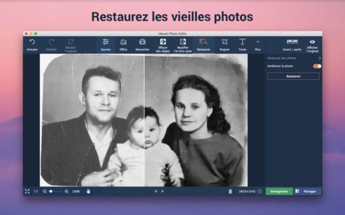 Photo Editor Movavi, il fotoritocco su Mac è alla portata di tutti