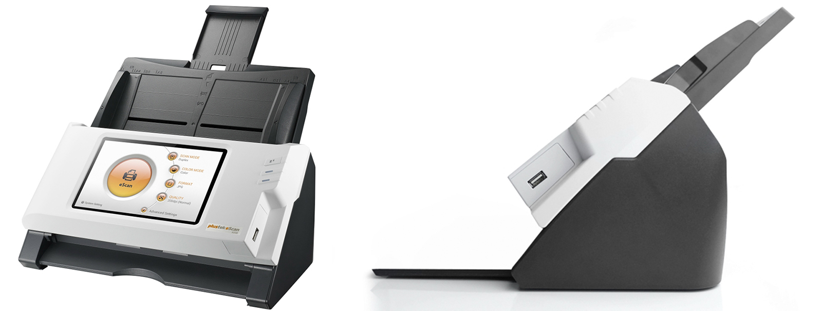 Plustek eScan A250, recensione dello scanner per documenti professionale