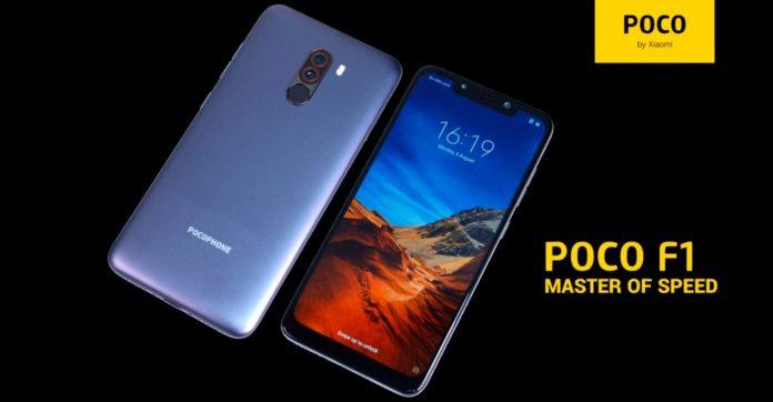 Ecco POCO F1, il terminale top di Xiaomi a prezzo imbattibile