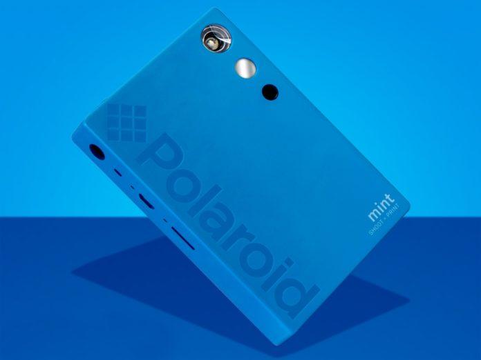 Polaroid Mint 2-in-1, la fotocamera digitale istantanea ad IFA 2018