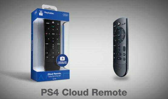 PS4 Cloud Remote, il telecomando Sony che controlla anche la TV del salotto