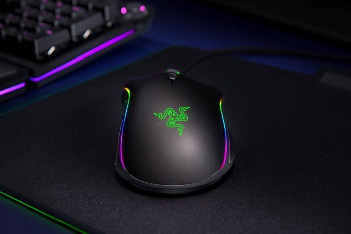 Razer Mamba Elite, il mouse con sensore ottico 5G
