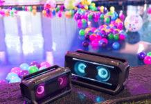 Ad IFA 2018 LG presenta nuovi sistemi audio XBOOM