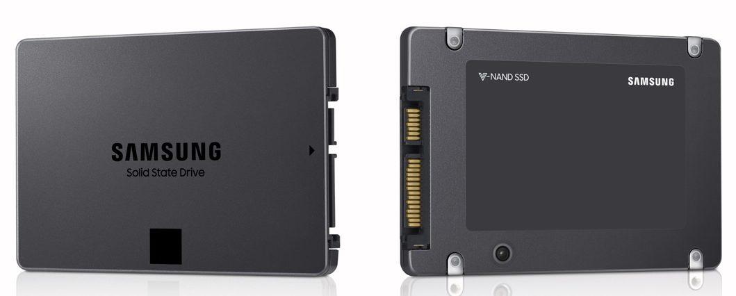 Samsung ha avviato la produzione di SSD consumer con memorie a 4 bit