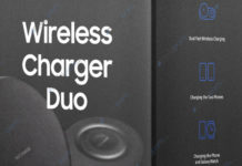 Wireless Charger Duo, l'AirPower di Samsung che carina Note 9 e Galaxy Watch insieme
