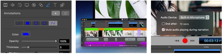 ScreenFlow 8, migliora ancora il software per registrare lo schermo del Mac