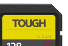Sony SF-G TOUGH, la scheda SD per uomini duri