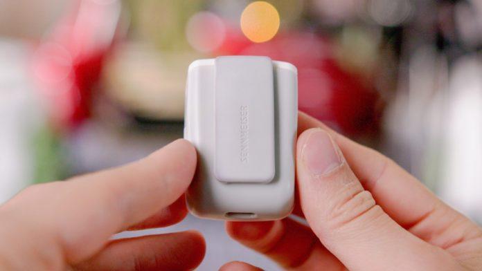 Sennheiser Memory Mic, il microfono senza fili per audio top su iOS e Android