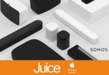 Impianto Sonos, da Juice soluzioni su misura per la propria casa