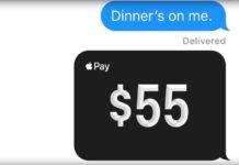 Spot Apple Pay Cash, inviare soldi è facile come scrivere un messaggio