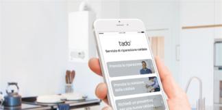 tado° lancia il servizio di riparazione caldaia digitale in Europa
