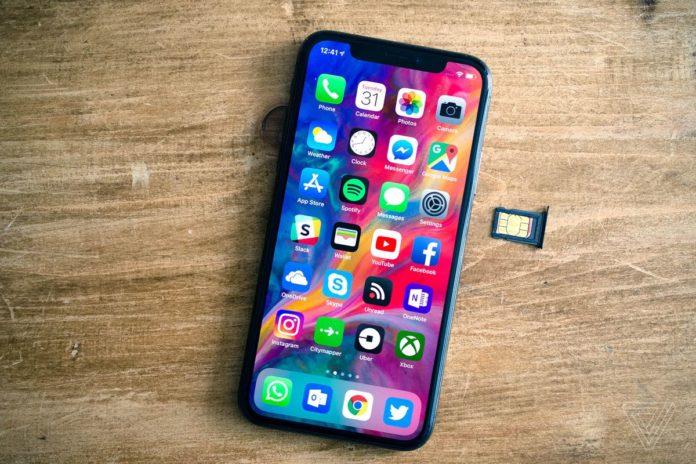 iPhone 6,1 LCD Dual Sim, fprse solo per la Cina