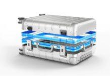 Viaggiare sicuri con la valigia in metallo di Xiaomi