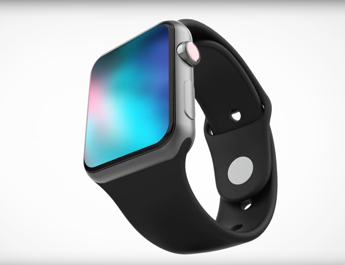 Apple Watch Serie 4 in arrivo, Apple ha già registrato i codici