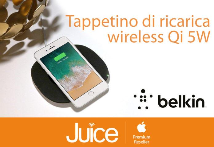 Belkin Boost Up, da Juice il tappetino per la ricarica wireless