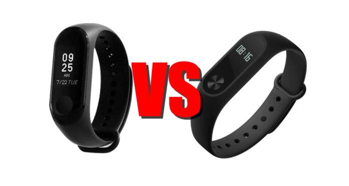 Xiaomi Mi Band 3 VS Xiaomi Mi Band 2: ecco le differenze e quale scegliere