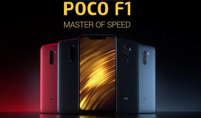 Xiaomi Pocophone F1 disponibile all'acquisto, prezzo shock a 307 euro