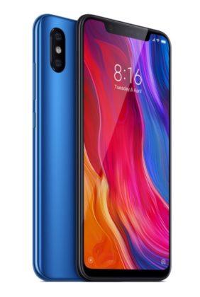 Xiaomi Mi 8 arriva in Italia
