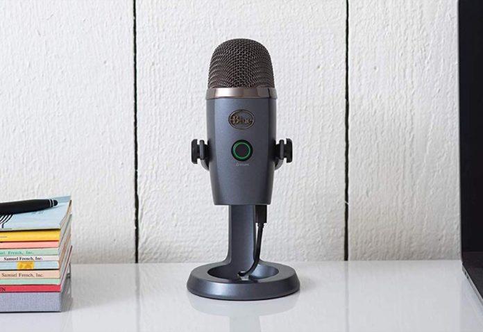 Blue Yeti Nano, il popolare microfono USB ancora più compatto